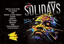 logo solidays 2015