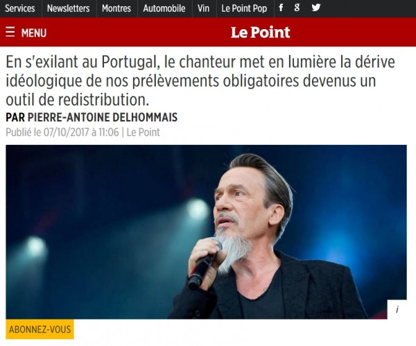 pagny le point