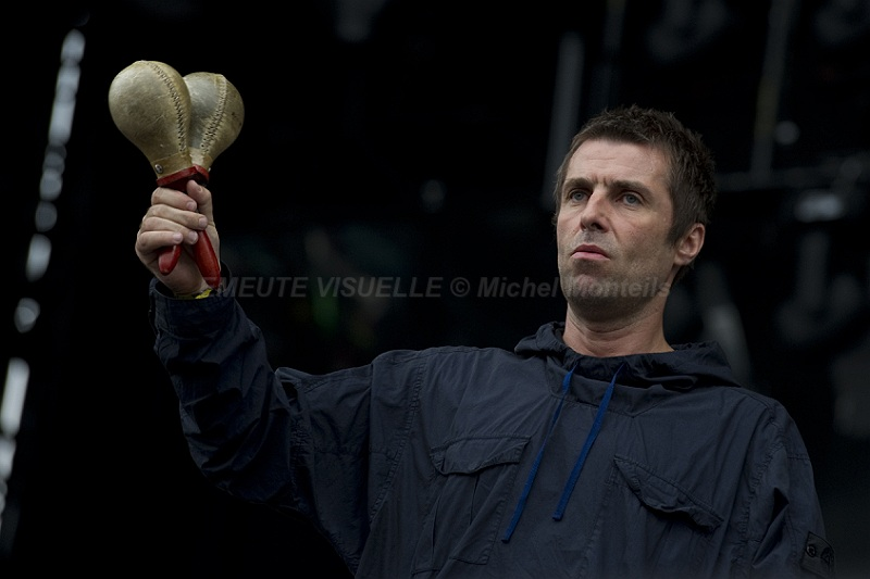 LIAM GALLAGHER Lollapalooza Paris 2017