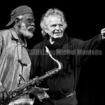 PHAROAH SANDERS et JOACHIM KUHN à Jazz à la Villette 2017