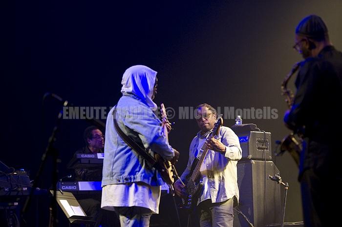 FOLEY à Jazz à la Villette 2017