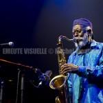 PHAROAH SANDERS à Jazz à la Villette 2017