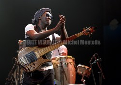 RICHARD BONA à Jazz à la Villette 2017