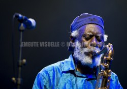 PHAROAH SANDERS à Jazz à la Villette 2017