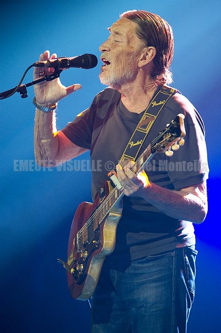 CHRIS REA Salle Pleyel Paris 2017