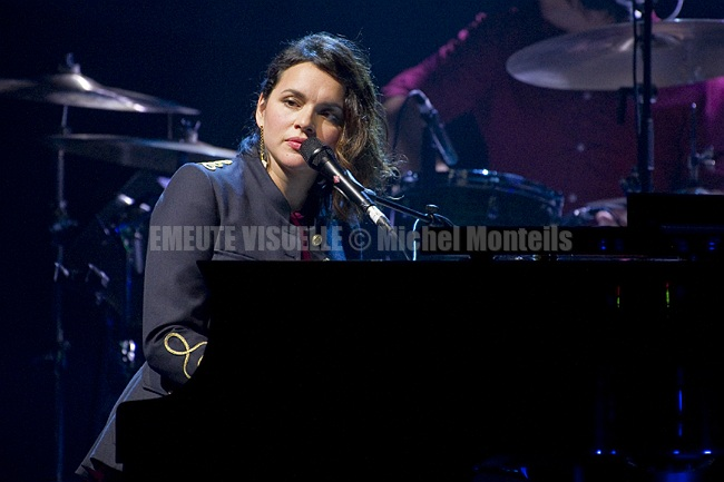 NORAH JONES Pleyel  Paris Blue Note festival