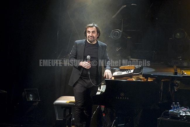 ANDRE MANOUKIAN Trianon 2018