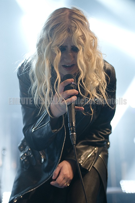 THE PRETTY RECKLESS Taylor Momsen 2017