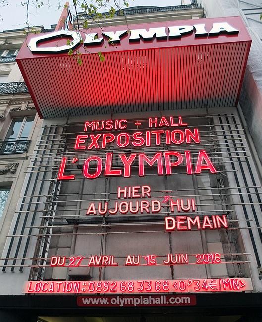 Expo Olympia Hier Aujourd'hui Demain 2016