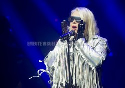 KIM WILDE La Cigale Paris 2018