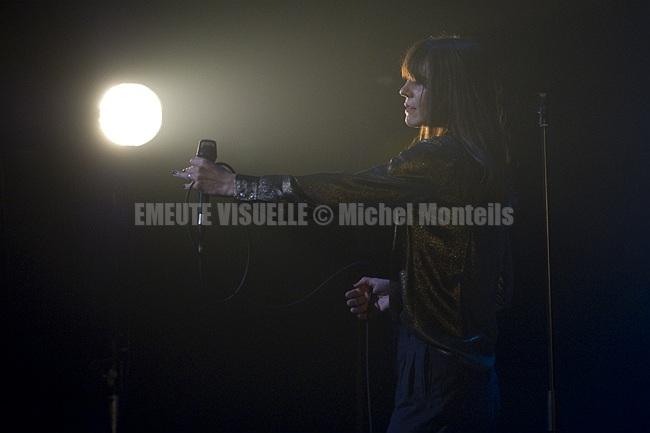 MARIE MODIANO au Café de la Danse 2018