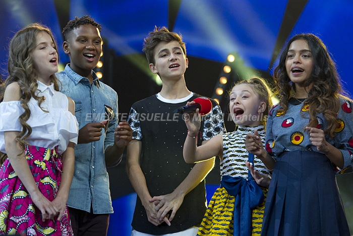 KIDS UNITED au RFM Music Show 2017
