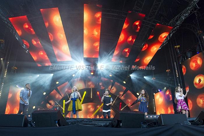KIDS UNITED RFM Music Show 2017