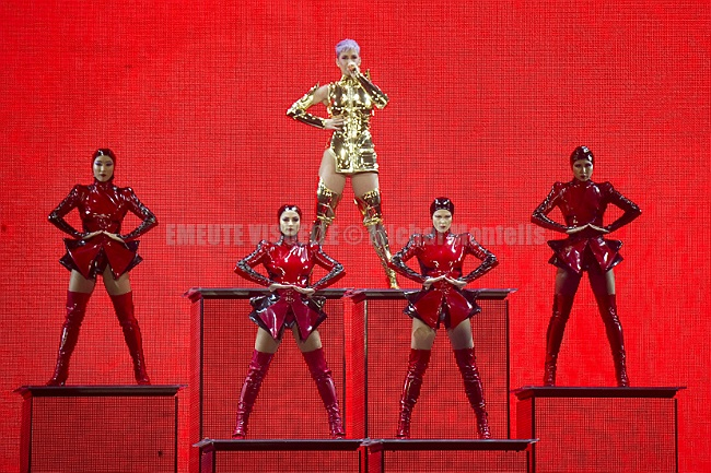 KATY PERRY Accorhotels Arena 2018