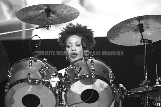 CINDY BLACKMAN Accorhotels Arena 2018