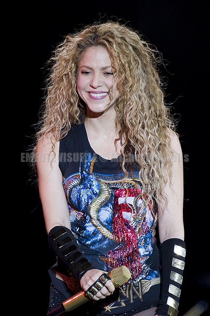 SHAKIRA AccorHotels Arena 2018