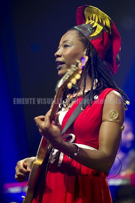 FATOUMATA DIAWARA Festival de Marne 2018
