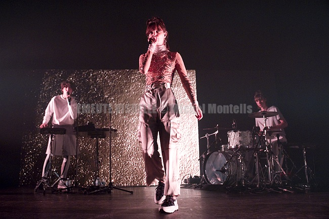 THE PIROUETTES Olympia 2018