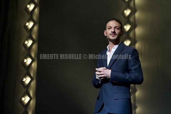 VINCENT DEDIENNE Grands Prix Sacem 2018