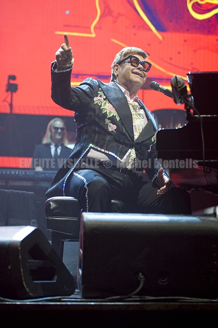 ELTON JOHN AccorHotels Arena Paris Bercy 2019