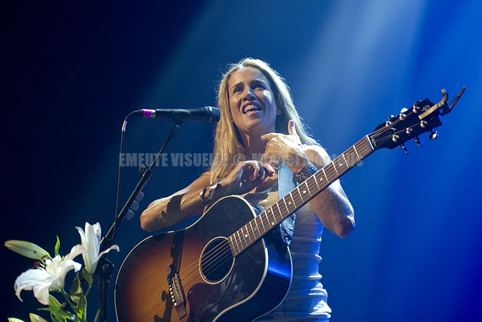 HEATHER NOVA Café de la Danse Paris 2019