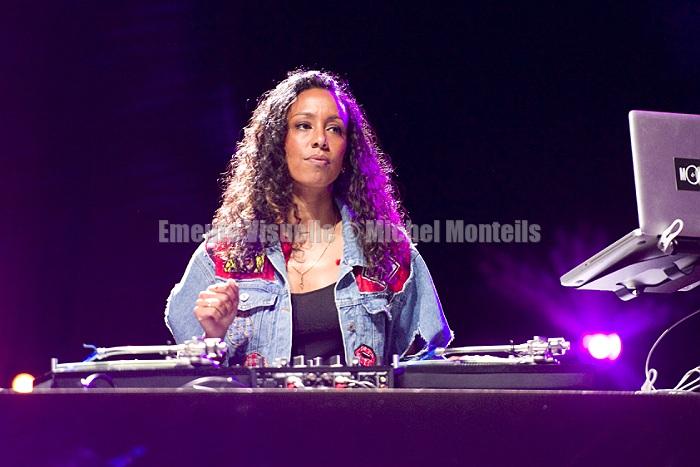 DJ AYANE Mouv' fête la Musique 20 juin 2020