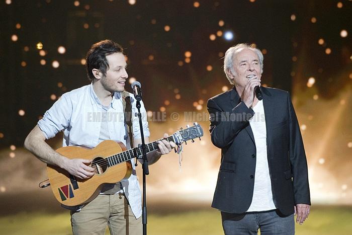 MAXIME LE FORESTIER VIANNEY Victoires de la Musique 2020