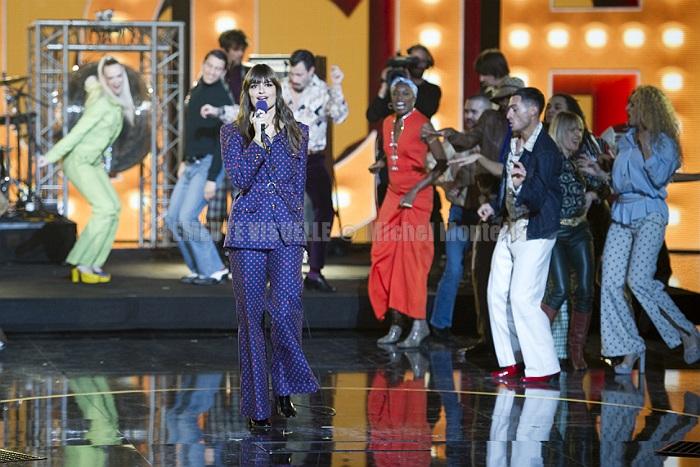 CLARA LUCIANI Victoires de la Musique 2020