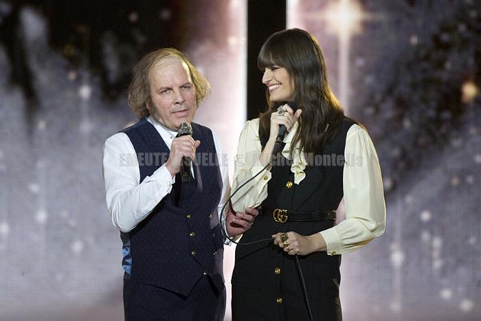 CLARA LUCIANI KATERINE Victoires de la Musique 2020