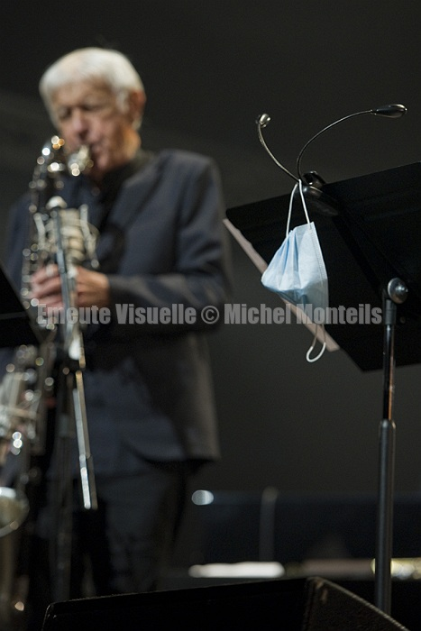 MICHEL PORTAL Jazz à la Villette 2020
