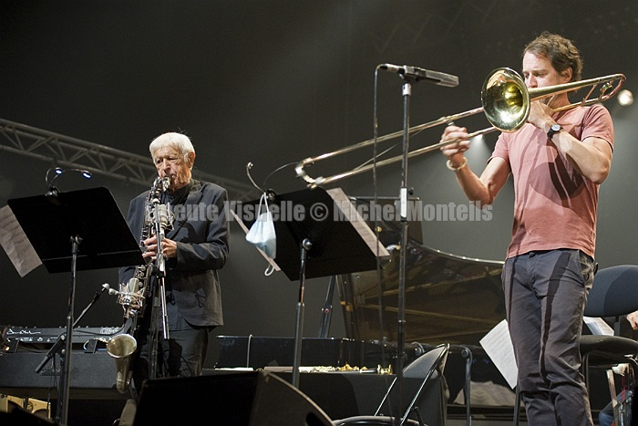 MICHEL PORTAL et Nils Wogram Jazz à la Villette 2020