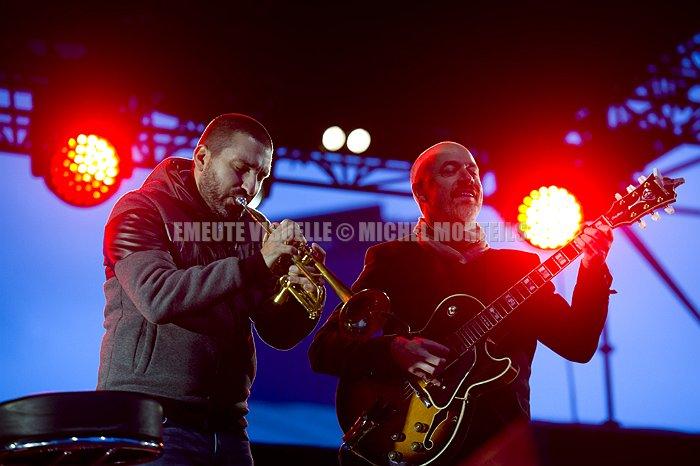 IBRAHIM MAALOUF FRANCOIS DELPORTE La Défense Jazz Festival 2020